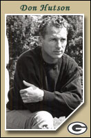 famous quotes, rare quotes and sayings  of Don Hutson