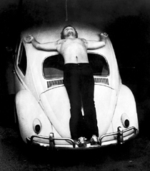 famous quotes, rare quotes and sayings  of Chris Burden