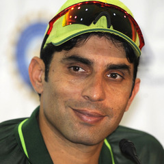 famous quotes, rare quotes and sayings  of Misbah-ul-Haq