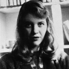famous quotes, rare quotes and sayings  of Sylvia Plath
