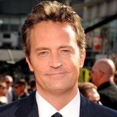 famous quotes, rare quotes and sayings  of Matthew Perry