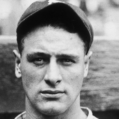 famous quotes, rare quotes and sayings  of Lou Gehrig