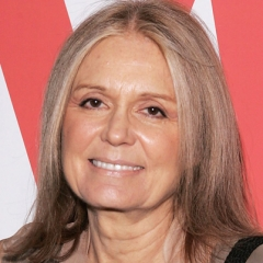 famous quotes, rare quotes and sayings  of Gloria Steinem