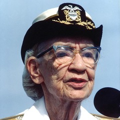 famous quotes, rare quotes and sayings  of Grace Hopper