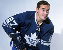 famous quotes, rare quotes and sayings  of Frank Mahovlich