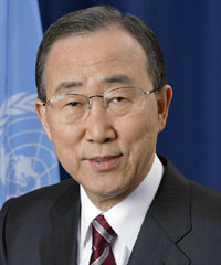 famous quotes, rare quotes and sayings  of Ban Ki-moon