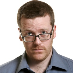 famous quotes, rare quotes and sayings  of Frankie Boyle