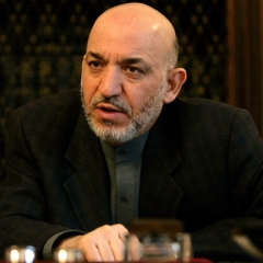 famous quotes, rare quotes and sayings  of Hamid Karzai