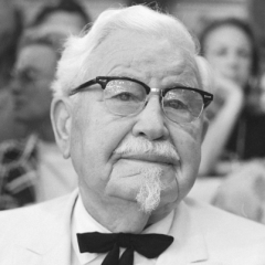 famous quotes, rare quotes and sayings  of Colonel Sanders