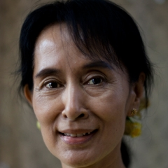 famous quotes, rare quotes and sayings  of Aung San Suu Kyi