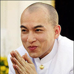 famous quotes, rare quotes and sayings  of Norodom Sihamoni