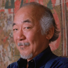 famous quotes, rare quotes and sayings  of Pat Morita