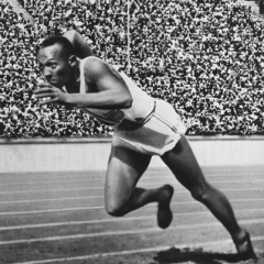 famous quotes, rare quotes and sayings  of Jesse Owens