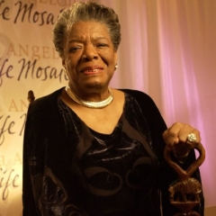 famous quotes, rare quotes and sayings  of Maya Angelou