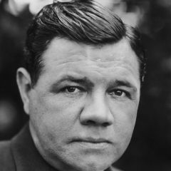 famous quotes, rare quotes and sayings  of Babe Ruth
