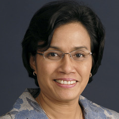 famous quotes, rare quotes and sayings  of Sri Mulyani Indrawati