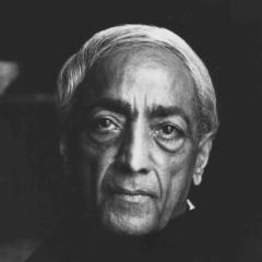 famous quotes, rare quotes and sayings  of Jiddu Krishnamurti