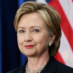 famous quotes, rare quotes and sayings  of Hillary Clinton