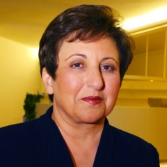 famous quotes, rare quotes and sayings  of Shirin Ebadi