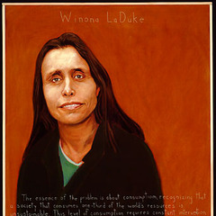 famous quotes, rare quotes and sayings  of Winona LaDuke