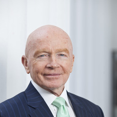 famous quotes, rare quotes and sayings  of Mark Mobius
