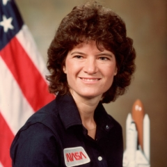 famous quotes, rare quotes and sayings  of Sally Ride