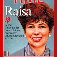 famous quotes, rare quotes and sayings  of Raisa Gorbacheva