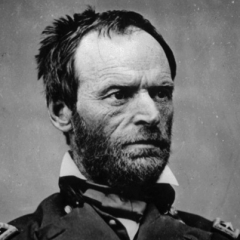 famous quotes, rare quotes and sayings  of William Tecumseh Sherman