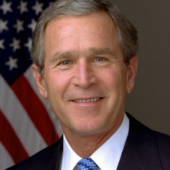 famous quotes, rare quotes and sayings  of George W. Bush