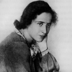 famous quotes, rare quotes and sayings  of Hannah Arendt