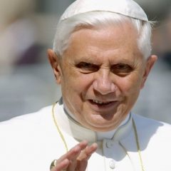 famous quotes, rare quotes and sayings  of Pope Benedict XVI