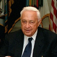 famous quotes, rare quotes and sayings  of Ariel Sharon