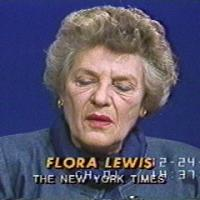 famous quotes, rare quotes and sayings  of Flora Lewis