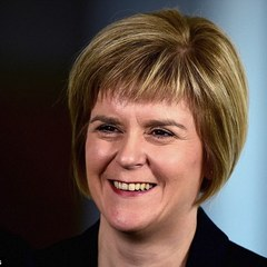 famous quotes, rare quotes and sayings  of Nicola Sturgeon