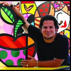 famous quotes, rare quotes and sayings  of Romero Britto
