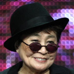 famous quotes, rare quotes and sayings  of Yoko Ono