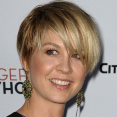 famous quotes, rare quotes and sayings  of Jenna Elfman