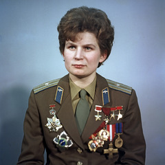 famous quotes, rare quotes and sayings  of Valentina Tereshkova