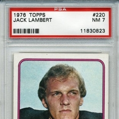 famous quotes, rare quotes and sayings  of Jack Lambert