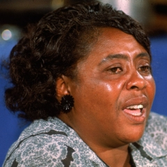 famous quotes, rare quotes and sayings  of Fannie Lou Hamer
