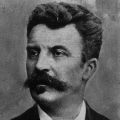 famous quotes, rare quotes and sayings  of Guy de Maupassant