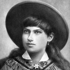 famous quotes, rare quotes and sayings  of Annie Oakley