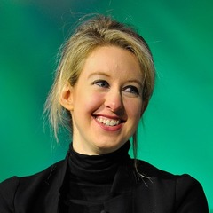 famous quotes, rare quotes and sayings  of Elizabeth Holmes