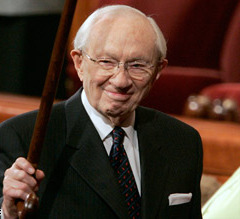 famous quotes, rare quotes and sayings  of Gordon B. Hinckley