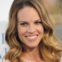 famous quotes, rare quotes and sayings  of Hilary Swank