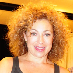 famous quotes, rare quotes and sayings  of Alex Kingston