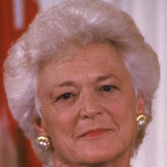 famous quotes, rare quotes and sayings  of Barbara Bush
