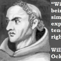famous quotes, rare quotes and sayings  of William of Ockham