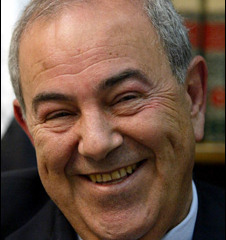 famous quotes, rare quotes and sayings  of Ayad Allawi