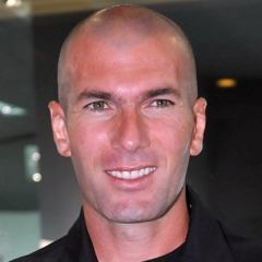 famous quotes, rare quotes and sayings  of Zinedine Zidane